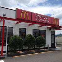 Photo taken at マクドナルド 3号線上川内店 by パピ on 7/17/2014