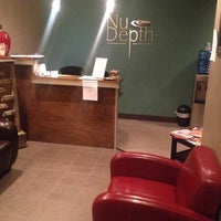 Photo taken at NuDepth Therapeutic Massage by Shaun B. on 12/10/2013