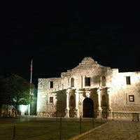 Photo taken at The Alamo by David D T. on 7/5/2013