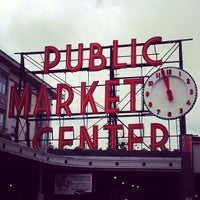 Photo taken at Pike Place Market by JP L. on 6/9/2013