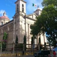 Photo taken at Centro Histórico by Jesús Alberto C. on 9/18/2013