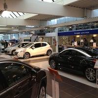 Photo taken at Peugeot - Garage Baudouin Pierre by Brice B. on 1/12/2013