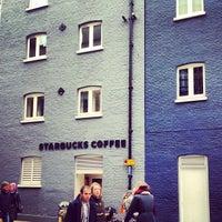 Photo taken at Starbucks by Veronika T. on 2/23/2013