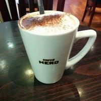 Photo taken at Caffè Nero by Phil P. on 5/30/2014