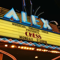 Photo taken at Alex Theatre by Katheryn A. on 2/12/2013