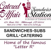 Photo taken at CATERED AFFAIR  Sandwich Station by CATERED AFFAIR  Sandwich Station on 4/27/2017