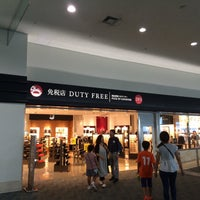 Photo taken at DFS那覇空港免税店 by Sakurakozy on 8/10/2015