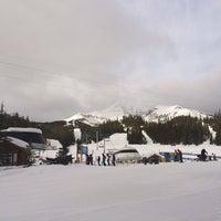 Photo taken at Summit Hotel Big Sky by Yukon164 on 2/13/2014