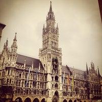 Das Foto wurde bei Neues Rathaus von Mikhail P. am 5/2/2013 aufgenommen
