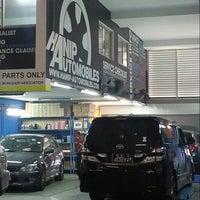 Photo taken at Hanip Automobiles by Pangeran K. on 12/17/2012
