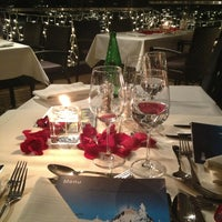 Photo taken at Restaurant UTO KULM by Jeanette on 1/9/2013
