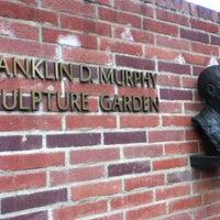 Photo taken at UCLA Franklin D. Murphy Sculpture Garden by Teresa T. on 12/29/2012