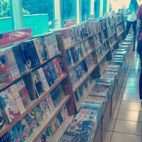 Photo taken at Gramedia by Fhy L. on 5/31/2015