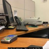 Photo taken at NCB البنك الأهلي by Toota S. on 5/20/2018