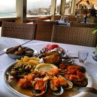 Photo taken at Acropolis cafe restaurant by Lukashenko V. on 7/20/2013