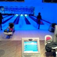 Photo taken at Golden Bowling by Mohamed K. on 3/15/2014