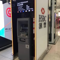 Photo taken at HSBC 匯豐 by Jean S. on 5/30/2017