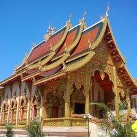 Photo taken at Wat Sri Boon Rueang by Nithinan S. on 10/28/2012