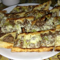 Photo taken at Saray Restaurant by Gürkan E. on 6/10/2013