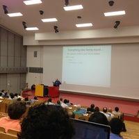 Foto tomada en Technische Universität Berlin por Ekaterina K. el 6/24/2013