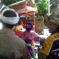 Photo taken at Upacara Pewiwahan by Suwartha M. on 8/7/2013