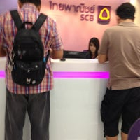 Photo taken at ธนาคารไทยพาณิชย์ (SCB) by Rose M. on 6/27/2013