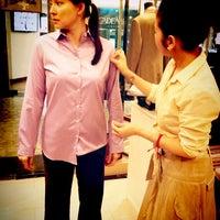 Photo taken at Pierre tailor@Hyatt Erawan by Rose M. on 2/4/2013