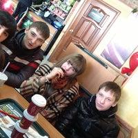Снимок сделан в Subway пользователем Kirill Z. 2/17/2013
