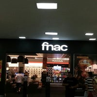 Photo taken at Fnac by Gilberto T. on 3/16/2013