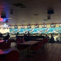 Photo taken at Cosmic Bowling by Hakki A. on 3/5/2013