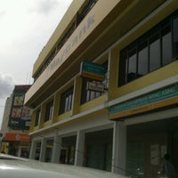 Photo taken at Maybank by Aidiazli S. on 12/21/2012