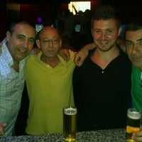 Photo taken at 007 Party Bar Salou by Miguel Angel R. on 7/4/2013