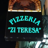 Photo taken at Pizzeria Zí Teresa by Paolo R. on 6/29/2013