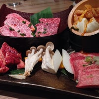 Photo taken at 焼肉レストラン 一心亭 五所川原店 by yamadax on 4/19/2014