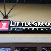 Photo taken at Little Greek Restaurant by Juan B. on 6/5/2015