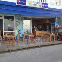 Photo taken at Yamas Grill by AnastasiaStudios S. on 5/1/2013