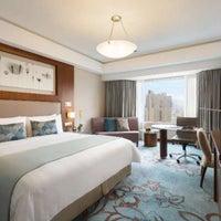 Photo taken at Shangri-la Hotel by Jenny Z. on 4/21/2017
