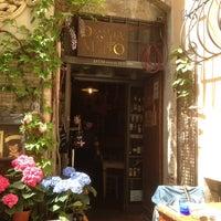 Photo taken at Osteria Del Matto by Peraux B. on 5/4/2013