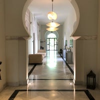 Foto tomada en Hotel Hospes Palacio del Bailío por Peraux B. el 7/31/2018