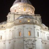 Photo taken at Santa Maria Della Consolazione by Peraux B. on 8/3/2013