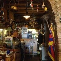 Photo taken at Osteria Del Matto by Peraux B. on 8/9/2013