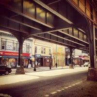 Photo taken at The Bronx, NY by Alejandro F. on 4/9/2013