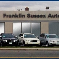 Photo taken at Franklin Sussex Auto Mall by Nielsen D. on 12/4/2014