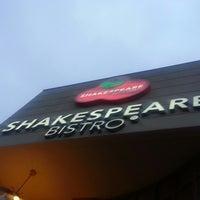 Photo taken at Shakespeare Coffee & Bistro by Talman talo u. on 3/7/2013
