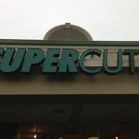 Photo taken at SUPERCUTS by Stephanie M. on 1/15/2013