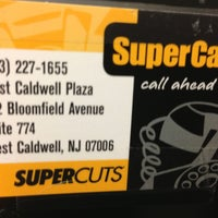 Photo taken at SUPERCUTS by Stephanie M. on 2/15/2013