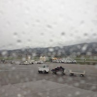 Photo taken at Kelowna International Airport (YLW) by @iamkhayyam on 4/7/2013