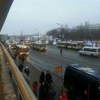Снимок сделан в Автостанция «Выхино» пользователем Alex S. 12/26/2012