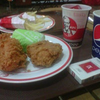 Photo taken at KFC by Andres F. on 8/12/2013