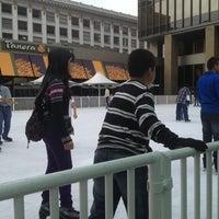 Photo taken at Fantasy on Ice at Horton Square by Dayton A. on 12/23/2012